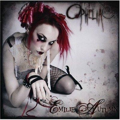 emilie autumn - opheliac 4 - fanzine